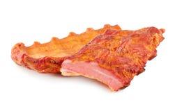 Smoked Pork Edges Royalty Free Stock Photo