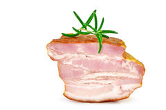 Smoked pork meat Royalty Free Stock Photography