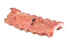 Smoked pork ribs Stock Photos