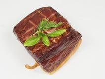 Smoked pork Royalty Free Stock Image