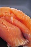 Smoked salmon Stock Photos