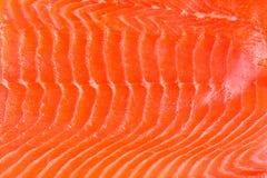 Smoked salmon background Royalty Free Stock Photo