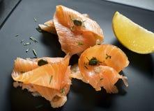 Smoked Salmon Stock Images