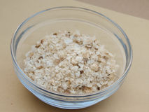 Smoked salt crystals Royalty Free Stock Image