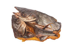 Smoked striped catfish Stock Photos