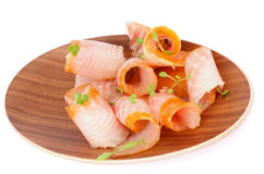 Smoked Sturgeon Stock Images