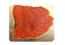 Smoked trout Royalty Free Stock Photos