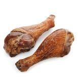 Smoked Turkey  Legs Royalty Free Stock Photo