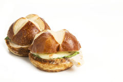 Smoked Turkey Sliders Stock Images
