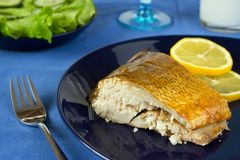 Smoked whitefish Stock Photos
