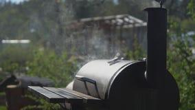 smokehouse almacen de metraje de vídeo