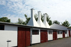 Smokehouse Royalty Free Stock Photography