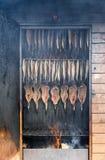 smokehouse Royaltyfri Foto