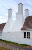 Smokehouse in Hasle on Bornholm, Denmark Stock Photo