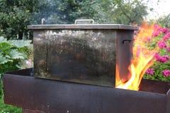 Smokehouse Royalty Free Stock Photo