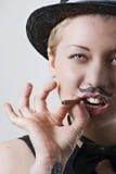 Smoker Royalty Free Stock Photos