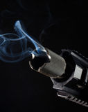 smoker fotografia de stock