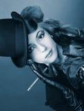 Smoker. Royalty Free Stock Photography