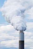 Smokestack Lizenzfreies Stockfoto