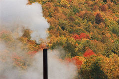 Smokestack Royalty Free Stock Image