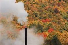 Smokestack imagem de stock royalty free