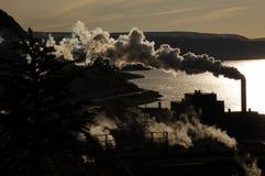 Smokestack Lizenzfreie Stockfotos