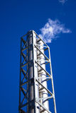 Smokestack Industrial Royalty Free Stock Images