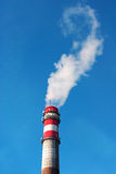 Smokestacks Stock Image