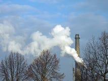 Smokestacks Stock Photo