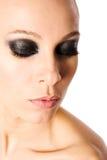 Smokey Augen Lizenzfreies Stockfoto