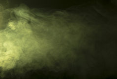 Smokey Background Fotografia de Stock Royalty Free