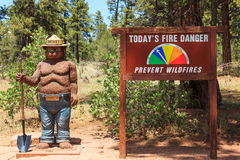 Smokey Bear Stock Images