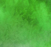 Smokey bright green background Royalty Free Stock Photo