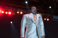 Smokey Robinson Stock Photography