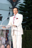Smokey Robinson, Michael Jackson Royalty Free Stock Photo