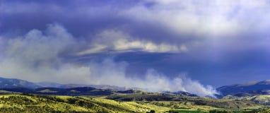 Smokin Stormfront Image stock