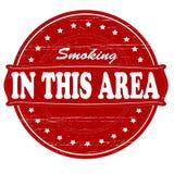 smoking royalty-vrije illustratie