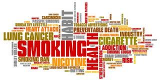 smoking vector illustratie