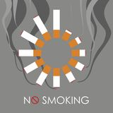 smoking Royalty-vrije Stock Foto