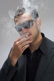Smoking Royalty Free Stock Image