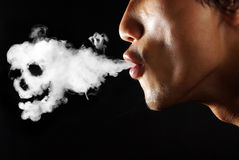 Smoking Royalty Free Stock Images