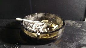 smoking stock video