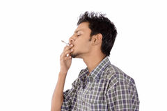 The smoking Stock Photos