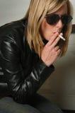 Smoking addiction Royalty Free Stock Image