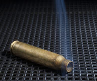 Smoking ammo Stock Photos