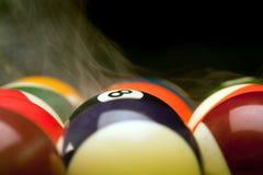 Smoking balls Stock Photo
