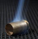 Smoking brass Royalty Free Stock Photo