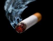 Smoking cigarette Royalty Free Stock Photos