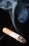 A smoking Cigarette Stock Photos