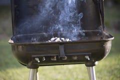 Smoking Grill Stock Photos
